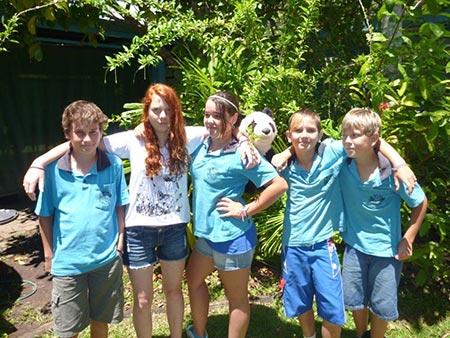 Cape York Cluster Primary Schools