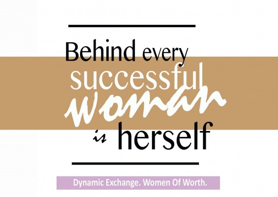 Women of Worth Program - October 2016